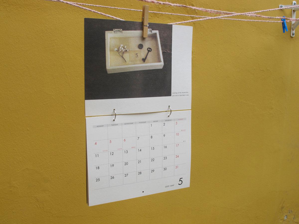 calendario 2013 pared