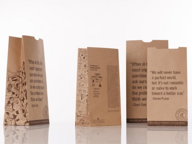 Packaging Chipotle