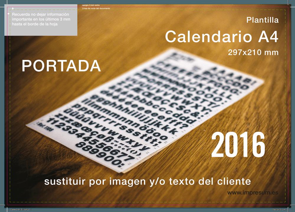 ¡Tenemos nuevas plantillas de calendario! Descárgatelas gratis