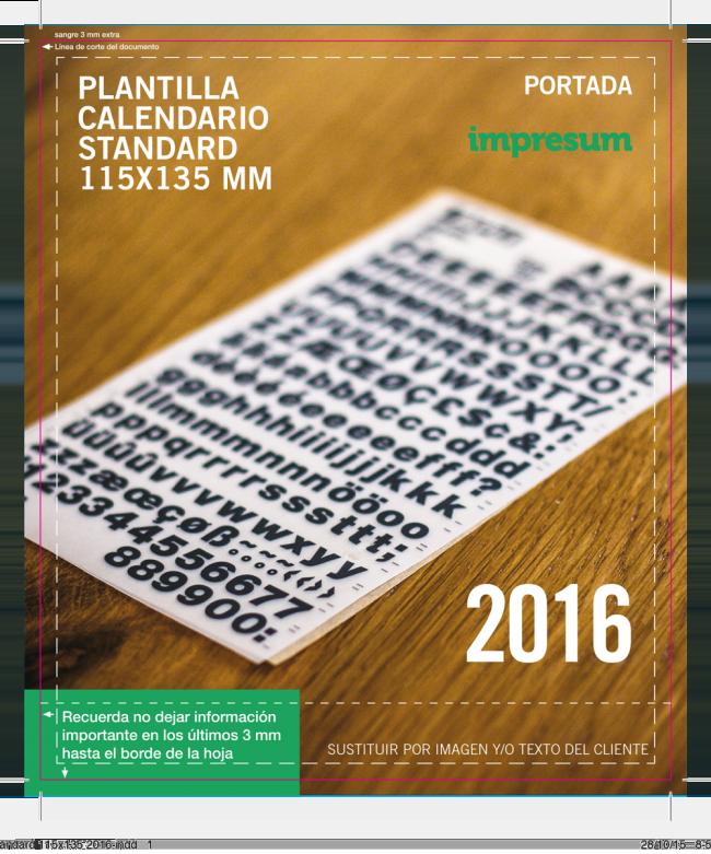 Plantillas de calendario nuevas ¡Descárgatelas gratis!