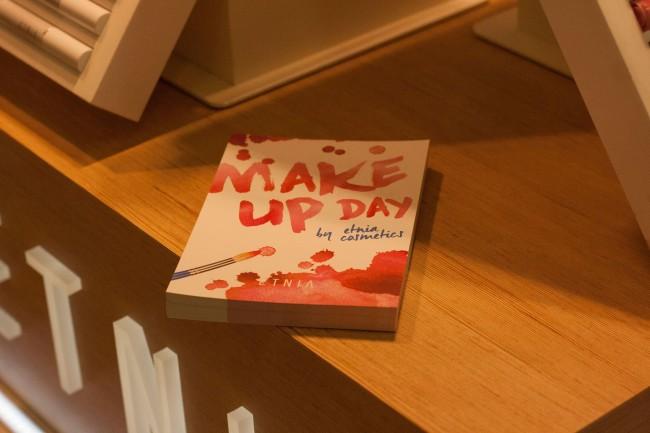 impresión realizada por Impresum para campaña de Etnia cosmetics
