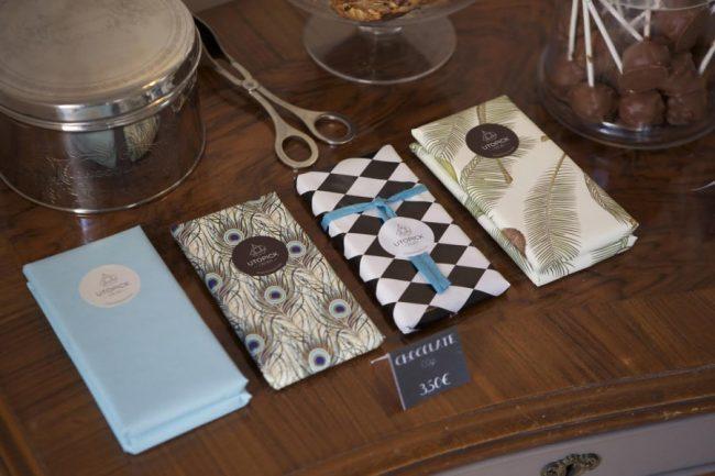 tabletas de Utopick Cacao