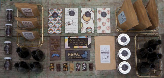 Productos de Utopick Cacao