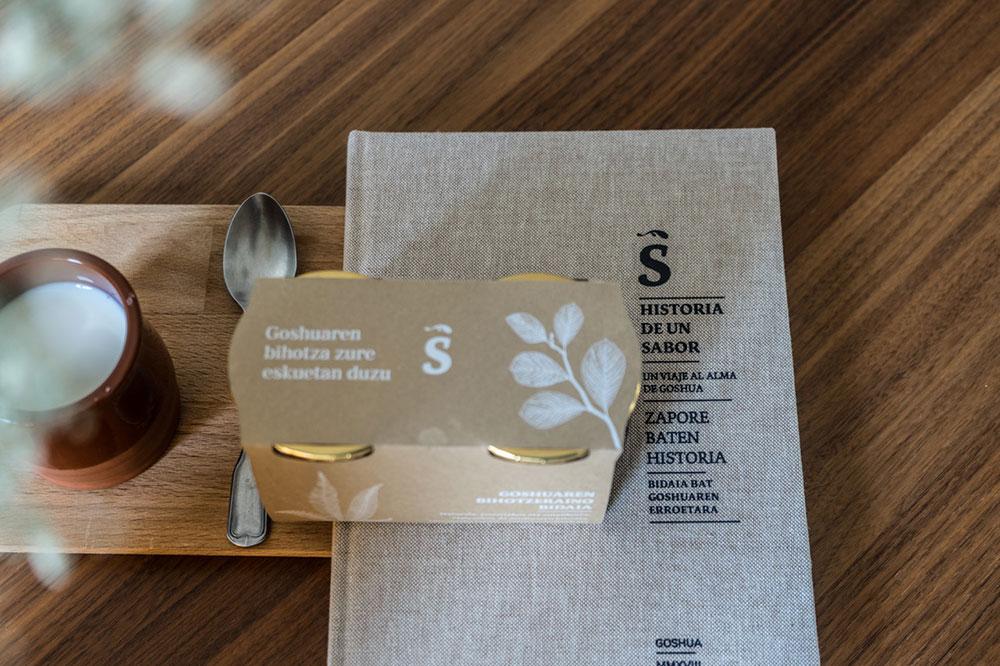 Goshua, el sabor propio de una marca con tradición
