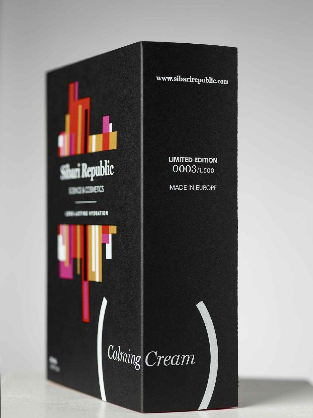 packaging numerado de sibari republic