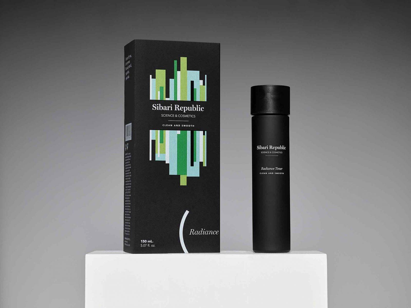 caja de cosméticos con fajín