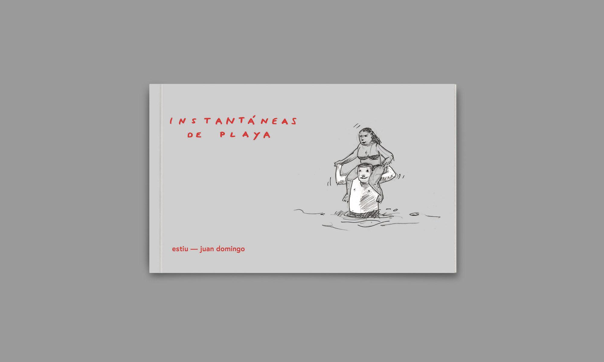 álbum ilustrado de Juan Domingo