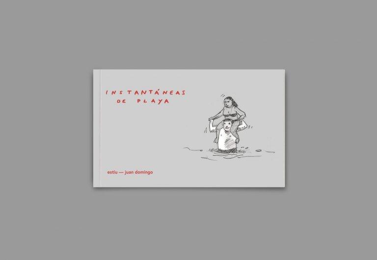 libro ilustrado de Juan Domingo