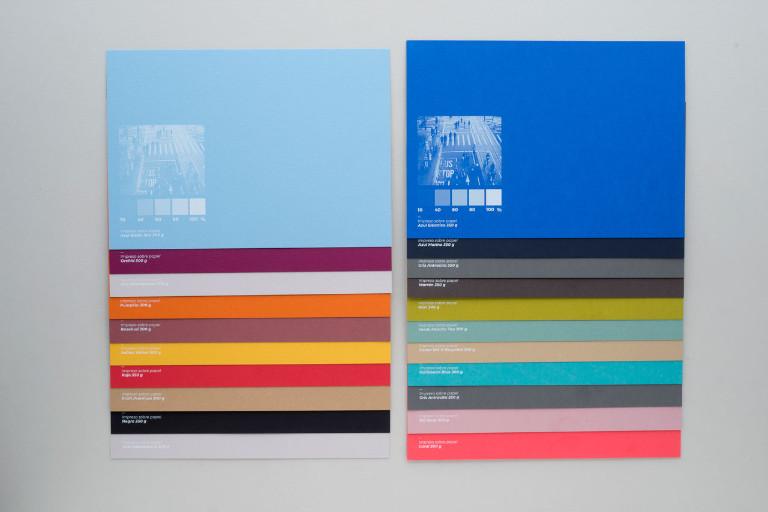 papel de colores para imprimir