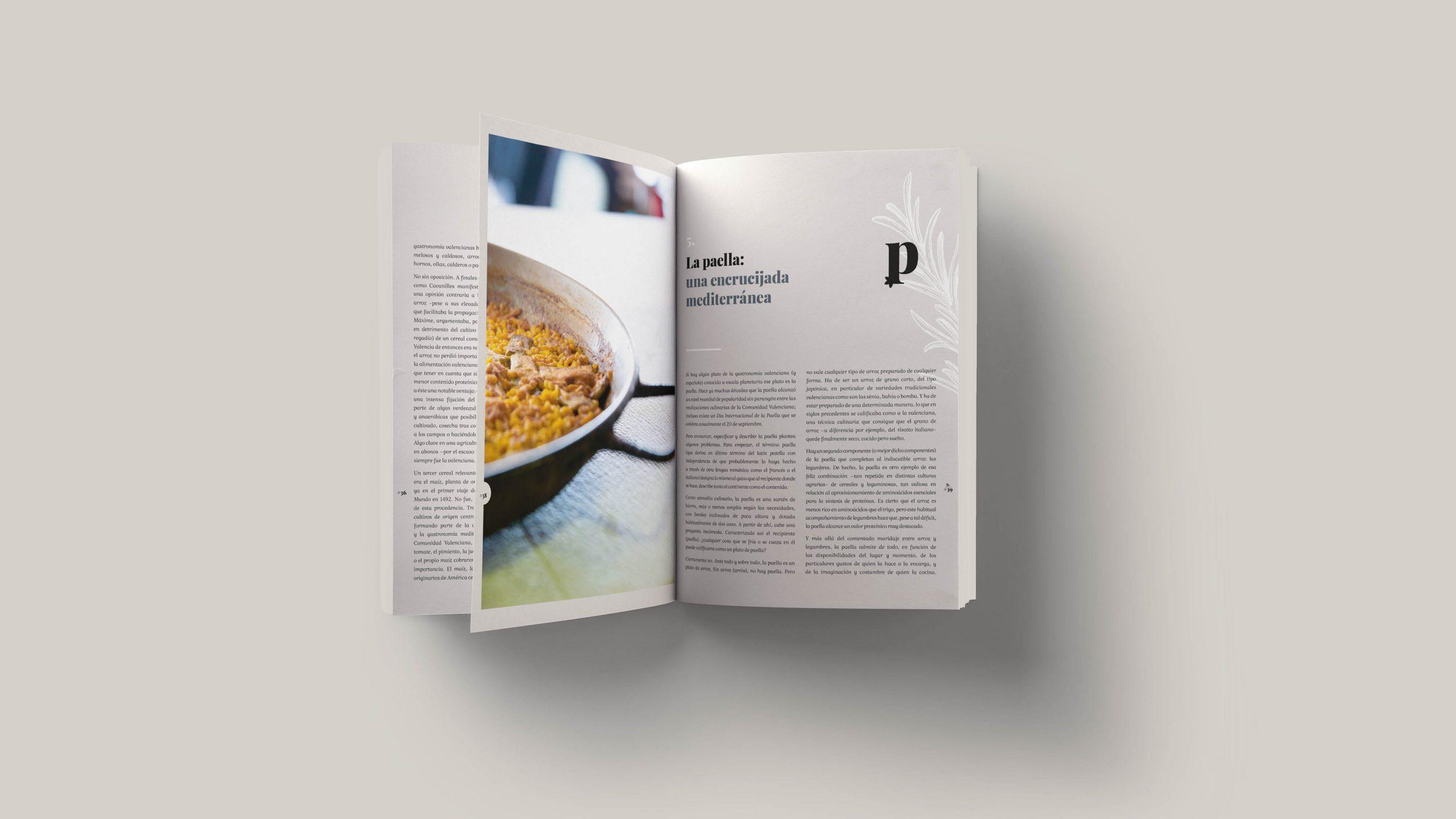 Interior libro - Guía sustentable de la Comunitat Valenciana