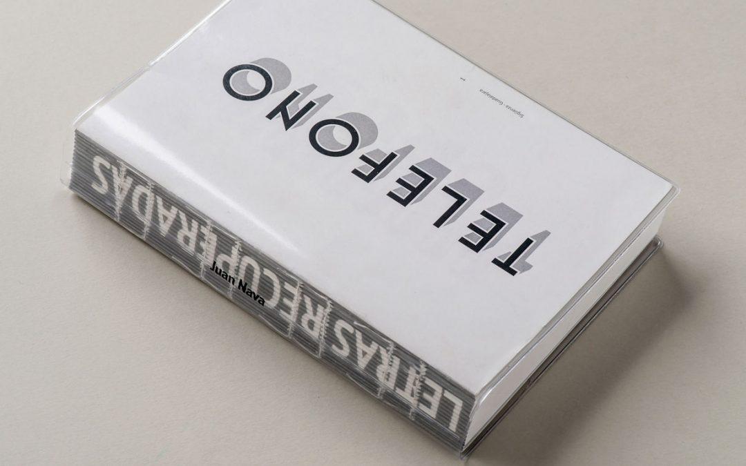 'Letras recuperadas', el legado de rótulos de Juan Nava en formato libro