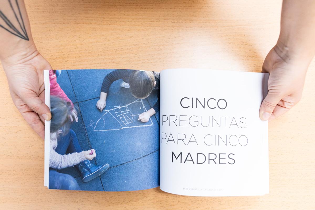 Imágenes del interior de Expresas. Foto: Iván Navarro