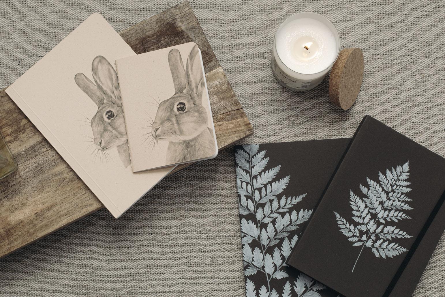 Ferdai, objetos en papel que inspiran y forman parte del paisaje