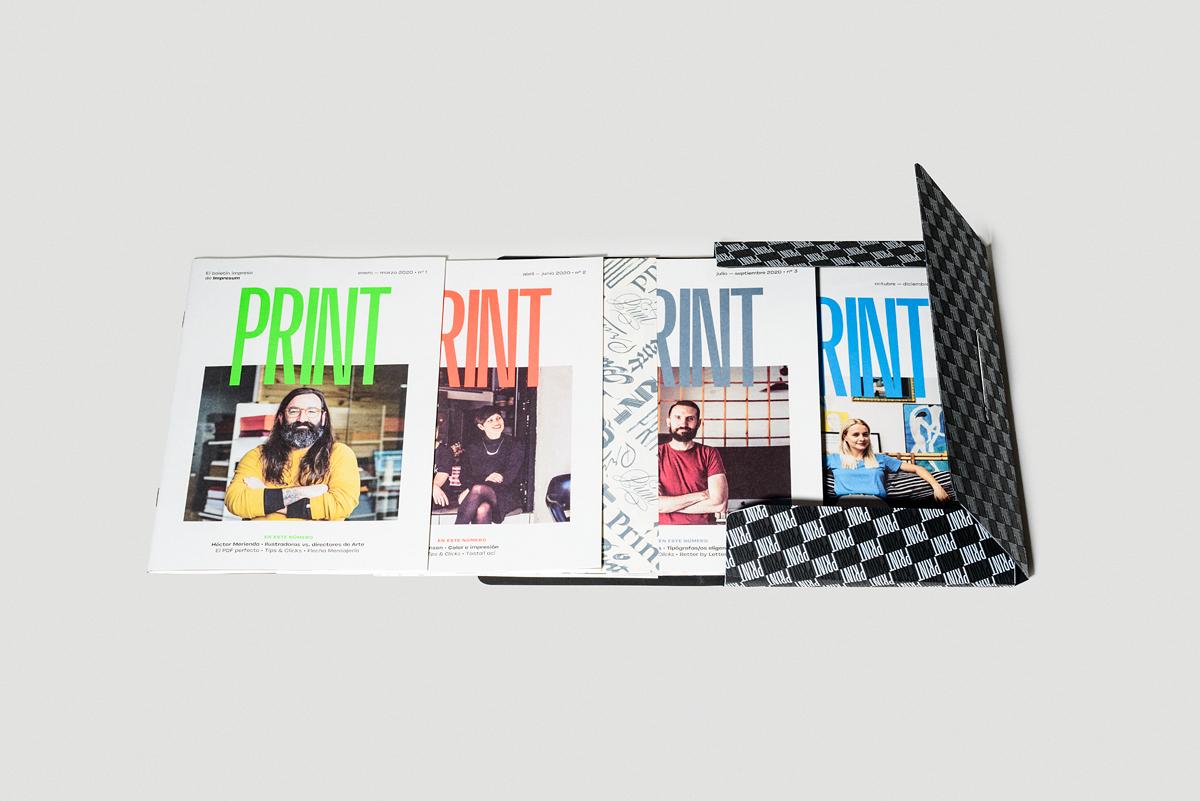 Pack PRINT 2020