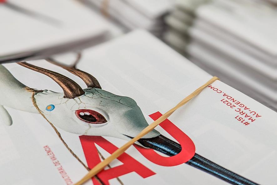 AU e Impresum, 15 años de relación en papel