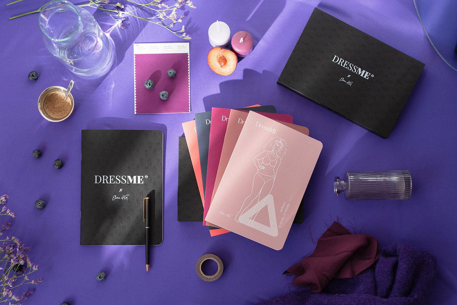 DressME, un proyecto impreso como aporte a la formación online