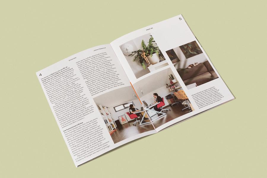 Interior Print nº6 con Juarez Casanova