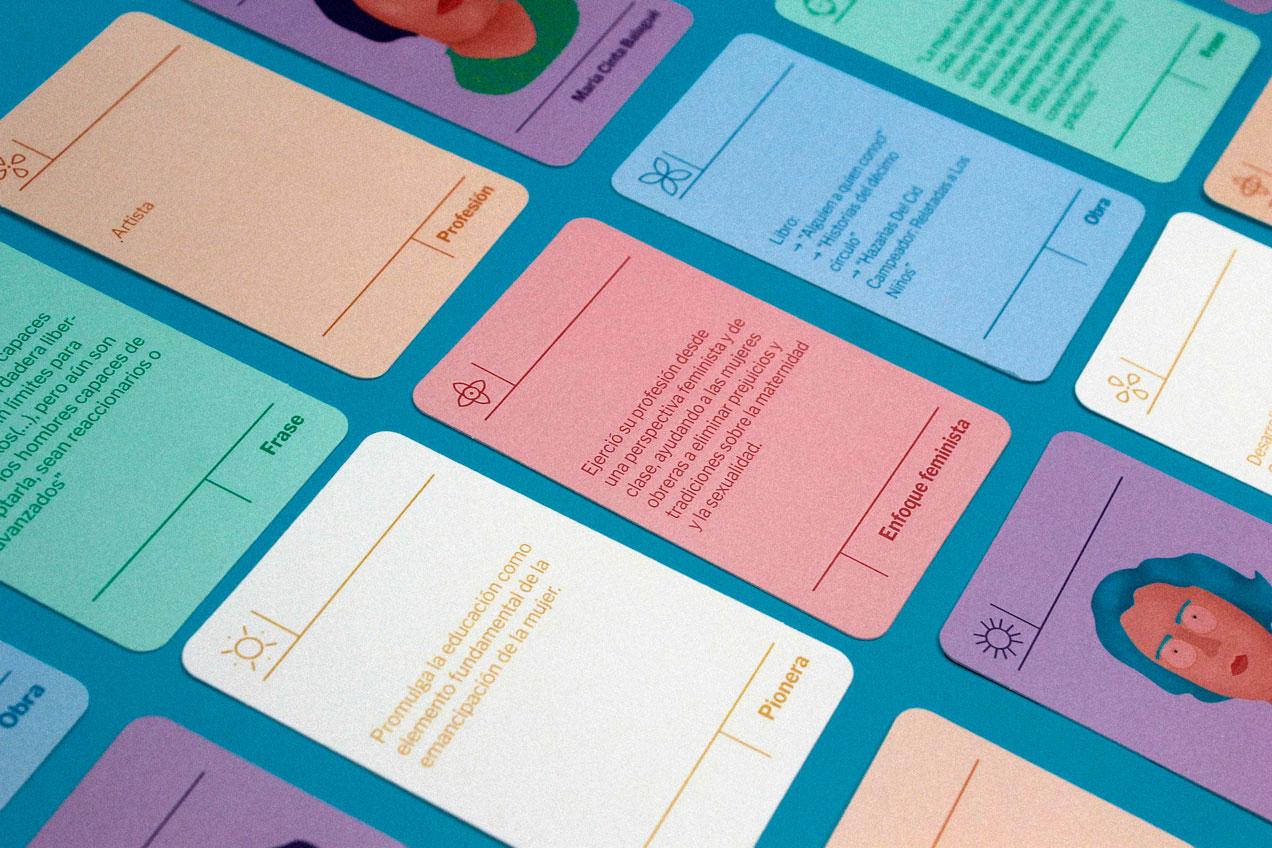 'Feme', un juego que promueve el liderazgo femenino