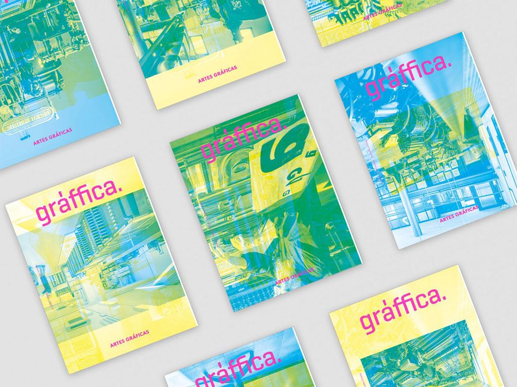 Así es el último número de Gràffica: todo un homenaje a las Artes Gráficas
