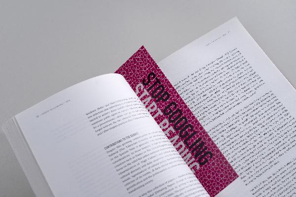 Marcapáginas, puntos de lectura